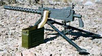 M1919A4 Light Machine Gun